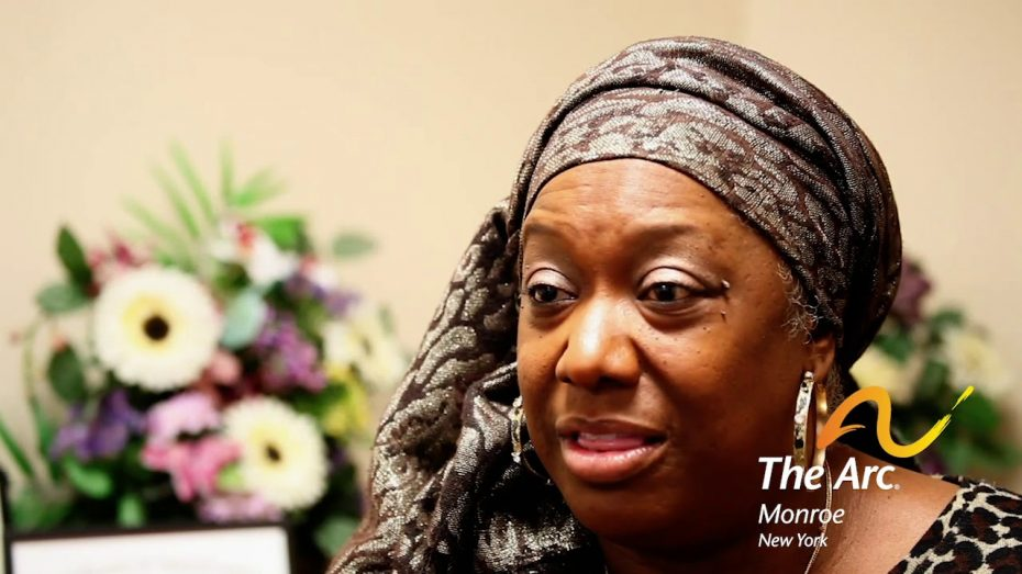 Francine talks about being a team leader at Ballantyne, Day services at The Arc of Monroe