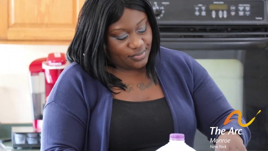 Candice, Residential Supervisor at The Arc of Monroe, talks about why she loves her job