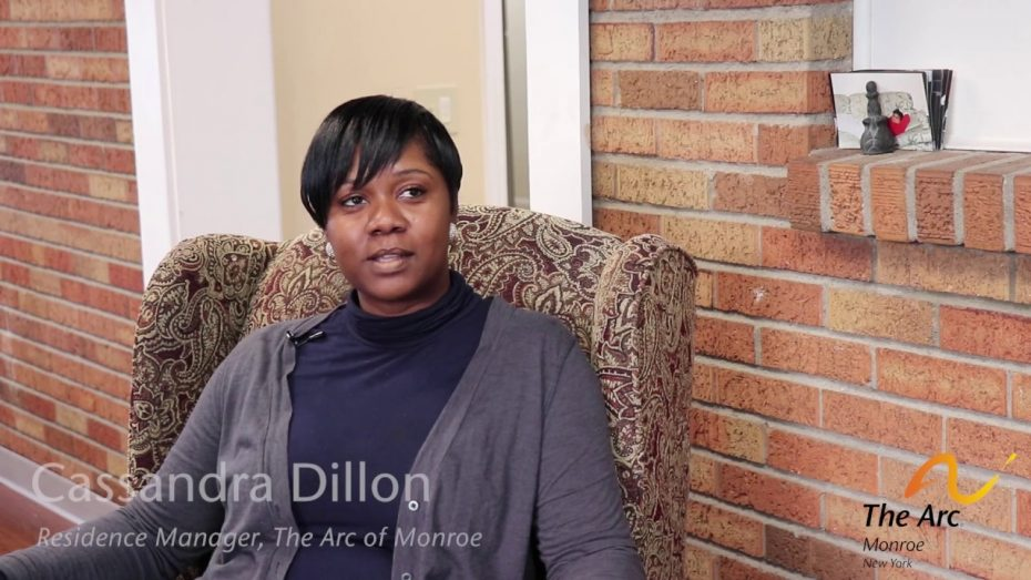 Sandy, Residence Manager at The Arc of Monroe, talks about maintaining Jewish culture in homes